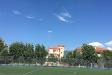 Elpidoforos stadium in Municipality of Kifissia