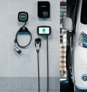 Wallbox Smart electric vehicle charging for your business